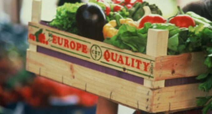 Increased Funding For Promoting Europe's Agricultural Products
