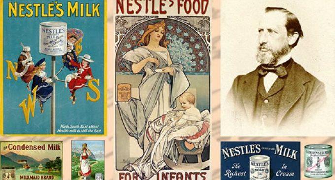 Henri Nestlé Turns 200