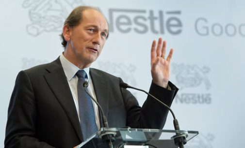 'Trust and Transparency Must be at the Core of Business' – Paul Bulcke, Nestlé