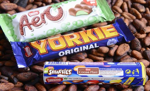 Nestlé UK and Ireland Launches Yorkie Protein Bar