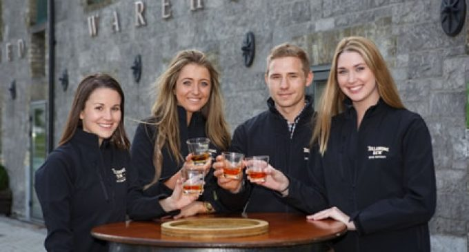 Tullamore DEW Appoints New Irish Graduates as US Brand Ambassadors