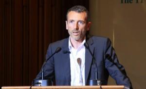 Emmanuel Faber, CEO of Danone.