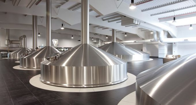 Diageo Completes $344 Million Brewery Investment