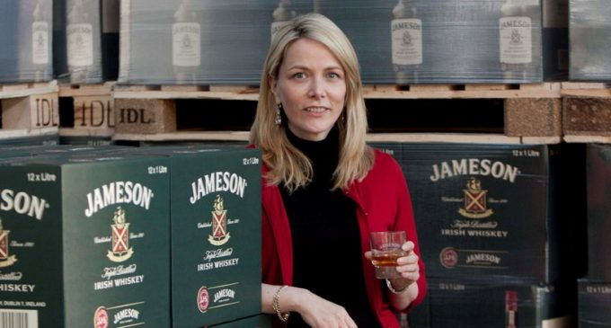 Continuing International Success For Irish Distillers Pernod Ricard But Domestic Market Remains in Decline
