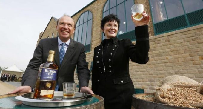 William Grant & Sons Opens €35 Million Tullamore Distillery