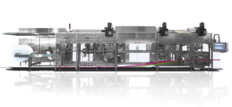 Arcil Presents the A7 - The Next Generation FFS Machine