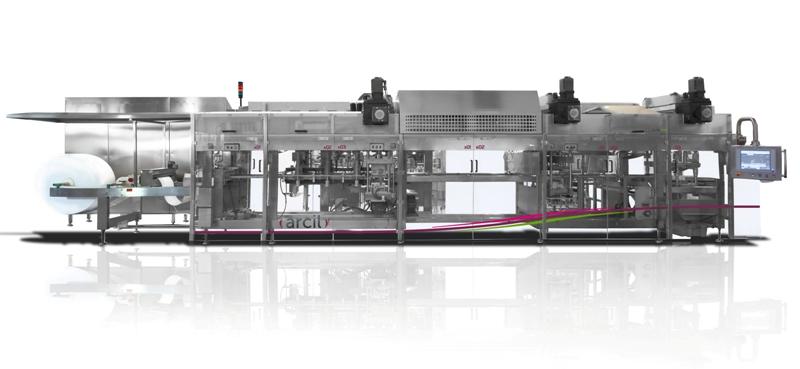 Arcil Presents the A7 - The Next Generation FFS Machine