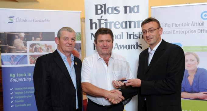 Beara Seafoods Wins Seafood Innovation Award and Silver Medal at Irish Food Awards