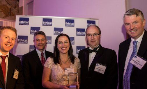 Cream of Irish Business Win at 2014 Responsible Business Awards