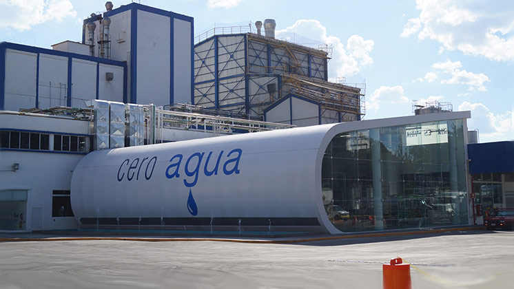 Nestlé Opens its Most Water Efficient Factory