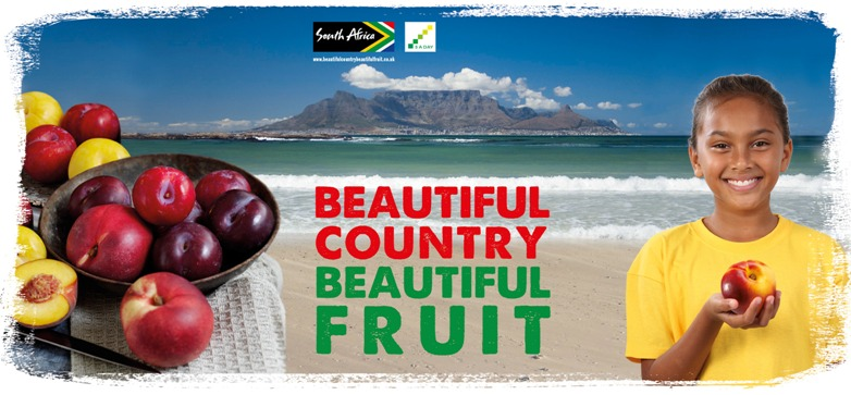 Sixth HORTGRO Promotion to Reinforce Provenance of South African Fruit