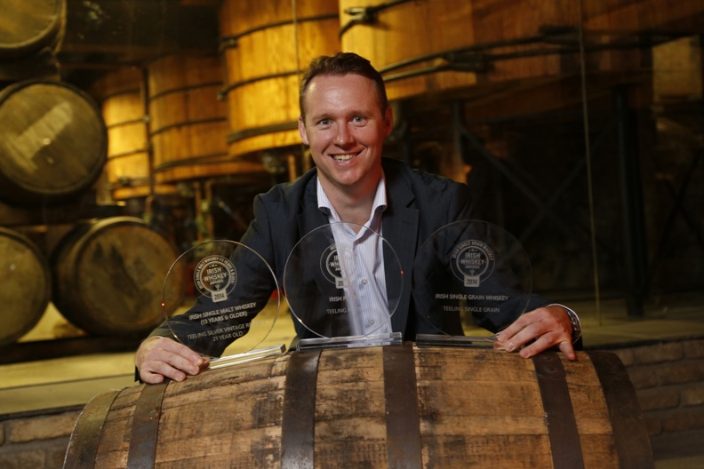 Irish Whiskey Awards Celebrate Diversity & Quality of Indigenous Irish Industry