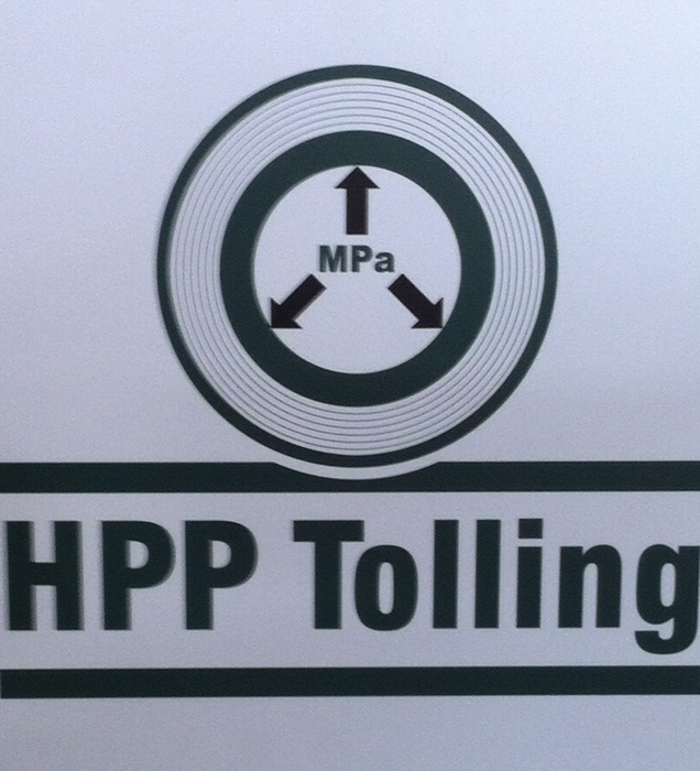 HPP Tolling opens Republic of Ireland's first High Pressure Processing (HPP) central treatment facility in the National Food Park in Dublin