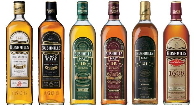 Green Light For £30 Million Developments at Old Bushmills Distillery
