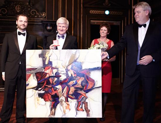 Danish Crown CEO Receives Prestigious Business Award