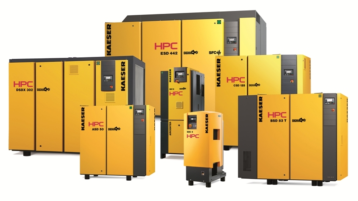 Kerr Compressor Engineers – The Compressed Air Experts