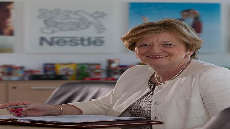 Nestle's Fiona Kendrick Elected FDF President For 2015