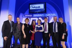 PPMA Award 2014
