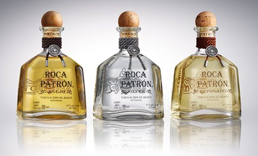 Pearlfisher Designs Roca Patrón – The New Tequila From Patron