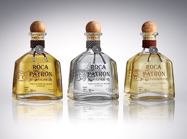 Pearlfisher Designs Roca Patrón - The New Tequila From Patron
