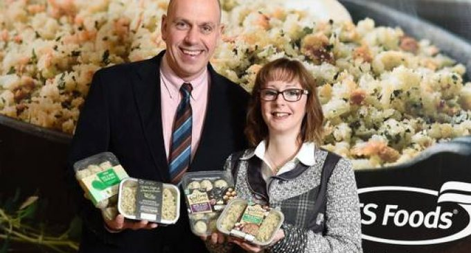 Investment by TS Foods in Northern Ireland