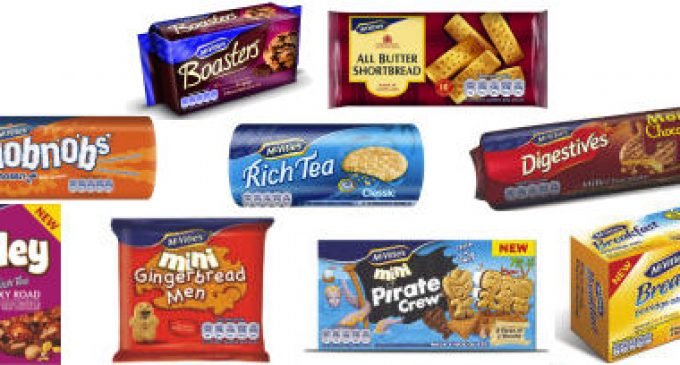 United Biscuits Sold to Turkish Group