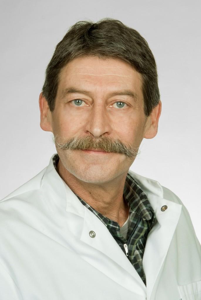 Heinrich Kreuter, Global Chief Scientific Officer