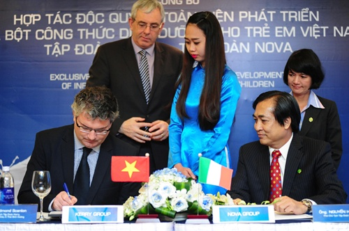 Kerry Group Signs Vietnamese Deal