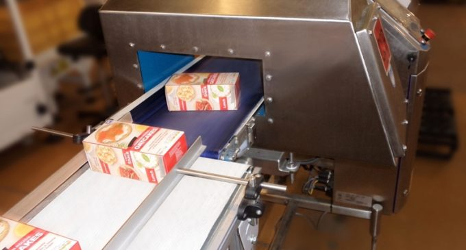 Nairns Oatcakes Installs Second Loma Combination Checkweigher and Metal Detection System
