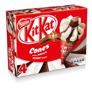 R&RIcecreamKitKatCones