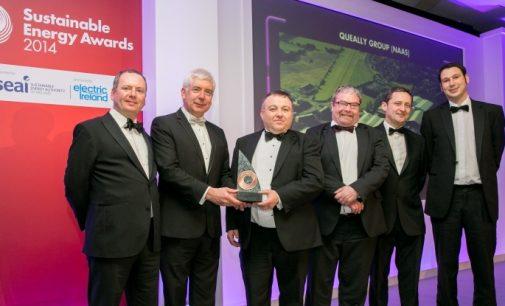 Team Approach Wins Irish Industry Award