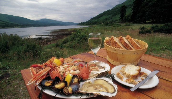 Scotland's Small Businesses Cut Salt, Fat & Calories in Iconic Foods
