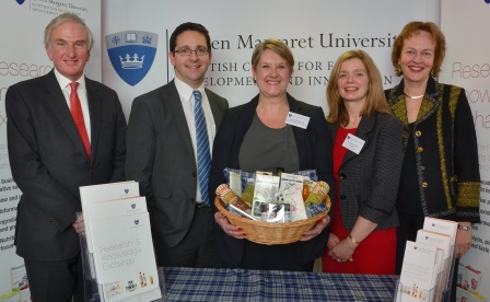 First Scottish Centre for Food Development & Innovation Launched at Queen Margaret University