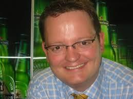 Michael Dickstein, Global Manager Sustainable Development at Heineken International.