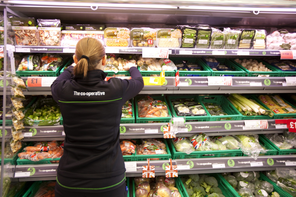 The Co-operative Food Commits £1.5 Billion to UK Farmers