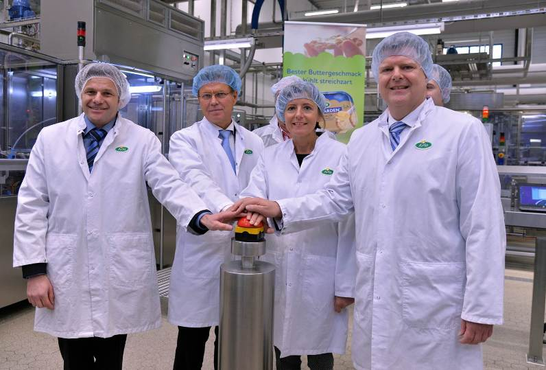 Arla Foods Inaugurates New Production Facilities in Germany