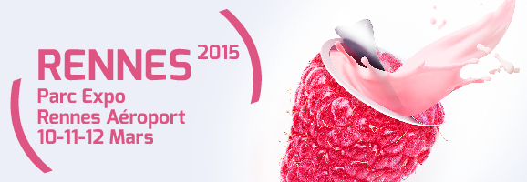CFIA 2015: March 10-12 - Rennes, France - The Food Industry Suppliers Meeting Place