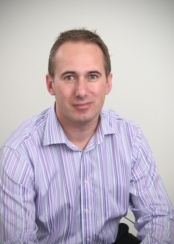 Andy Dawkins, managing director of Faccenda Foods.