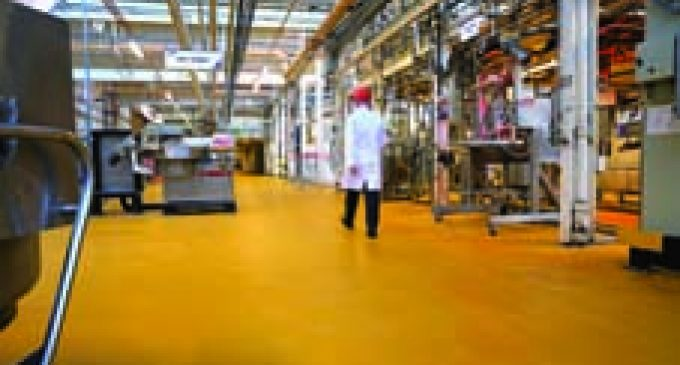 The Advantages of Resin Floors in Food and Beverage Facilities