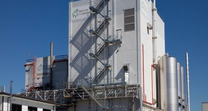 GEA Builds New Dairy Powder Plant