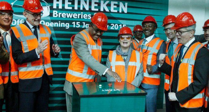 Heineken Inaugurates Ethiopia's Biggest Brewery