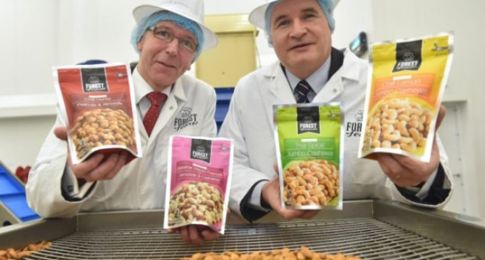 Kestrel Foods Announces £750,000 Investment