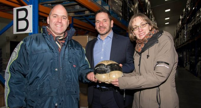 Nagel Langdons Delivers Haggis in a Hurry