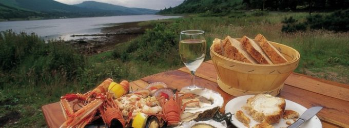 Scottish Food and Drink Exports Hit Record £6 Billion