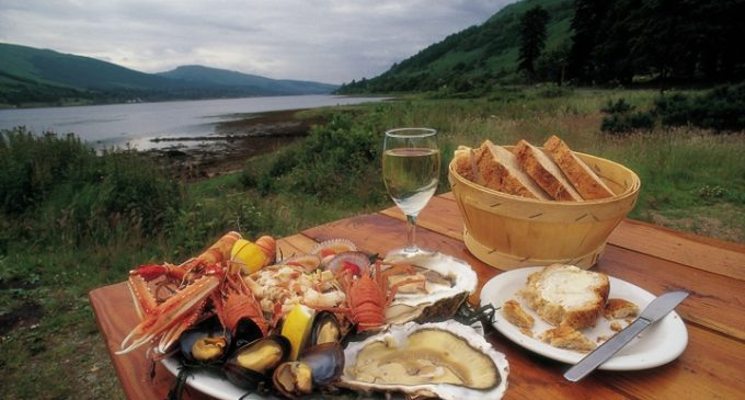 Record Year For Scottish Food and Drink Exports
