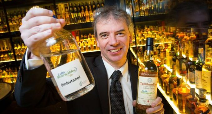 Producing Biofuel From Whisky Industry Waste