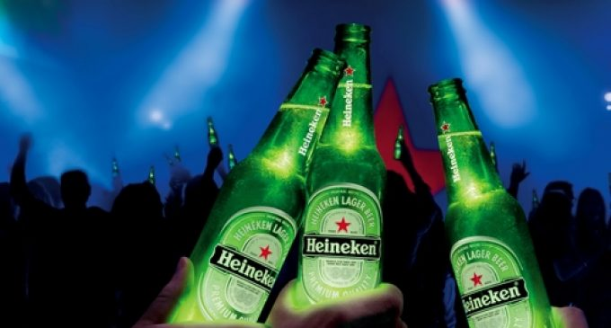 Strong 2014 Performance by Heineken