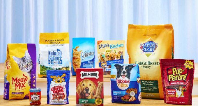 $5.8 Billion Pet Food Acquisition