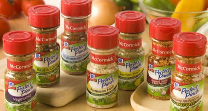 McCormick to Acquire Italian Spices and Seasonings Business For €85 million