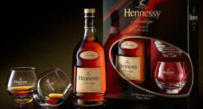 Sales and Profits Fall at Moët Hennessy